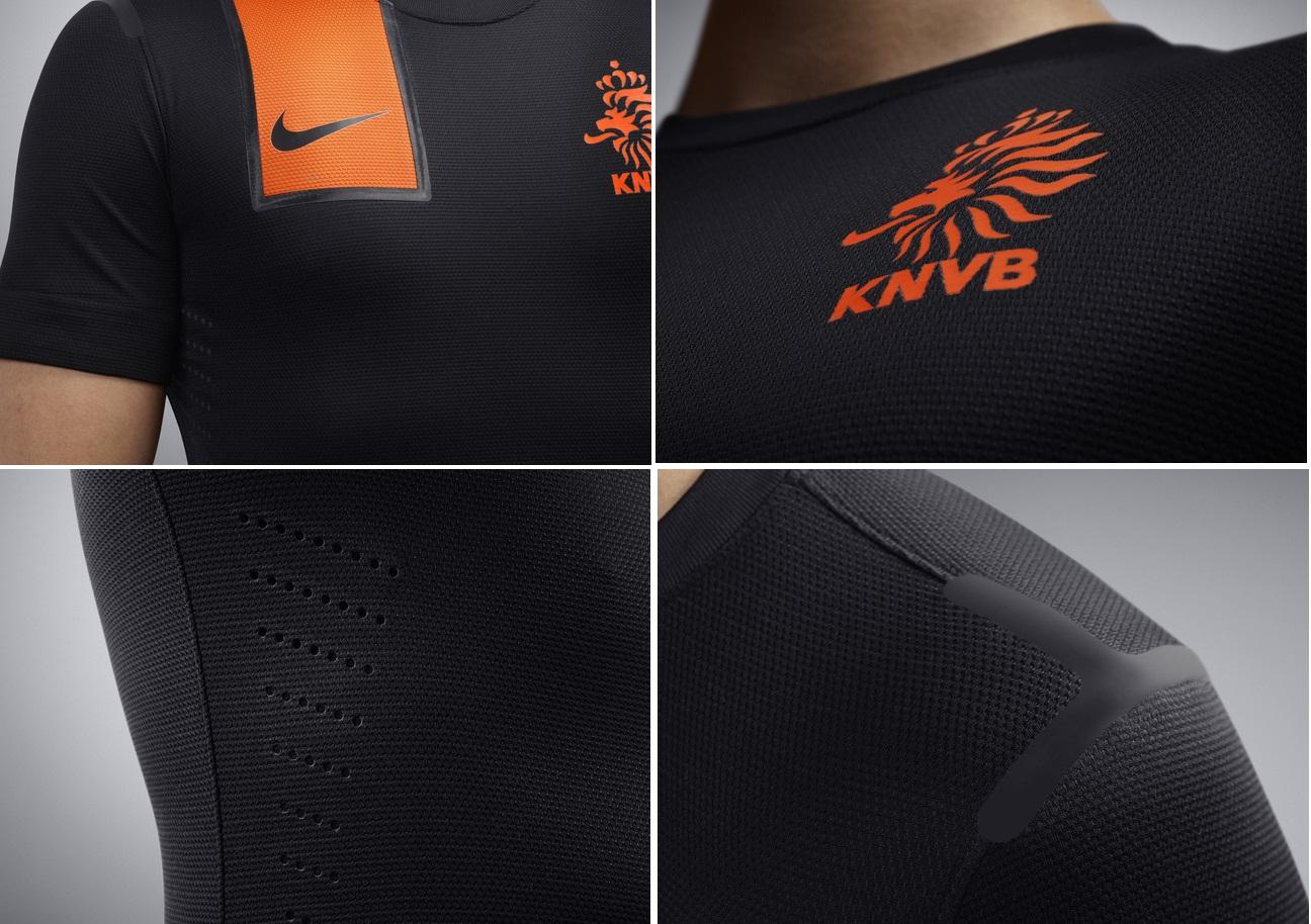 new product c39de 7006e Holland Euro 2012 away kit | Soccer Nomad